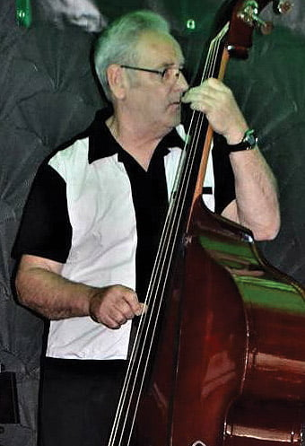 Alan Baker ~ Bass/Backing Vocals